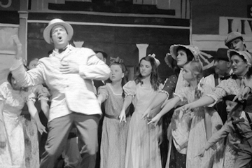 """Image: Closed Door Entertainment Presents """"The Music Man"""""""