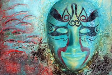 Image: Opening Reception at In-Town Gallery: Meet the Featured Artist of July, Coyee Shipp Langston