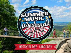 Rock City's Summer Music Weekends