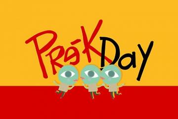 Image: Pre-K Day: Dark to Light