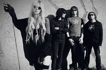 Image: The Pretty Reckless