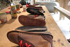 """The Chattery Presents """"Painless Leather Shoe or Boot Making Class"""""""
