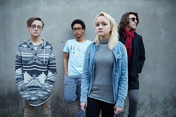 Image: Teens Take the Bluff: Bands on the Bluff