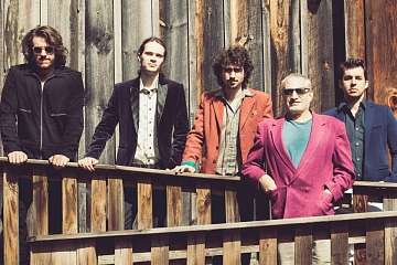 Image: Donald Fagen and The Nightflyers