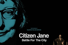 Citizen Jane: Battle for the City at The Palace Picture House