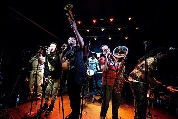 Image: Rebirth Brass Band