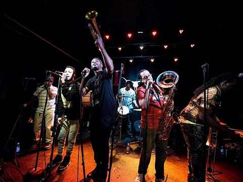 Image: Rebirth Brass Band