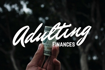 "Image: The Chattery Presents ""Adulting Summer Camp: S'more Money, S'more Problems"""