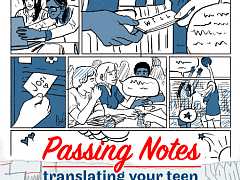 Passing Notes: Translating your Teen Experience into Comics