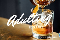 """The Chattery Presents """"Adulting Summer Camp: Cocktails First, Questions Later (Happy Hour)"""""""